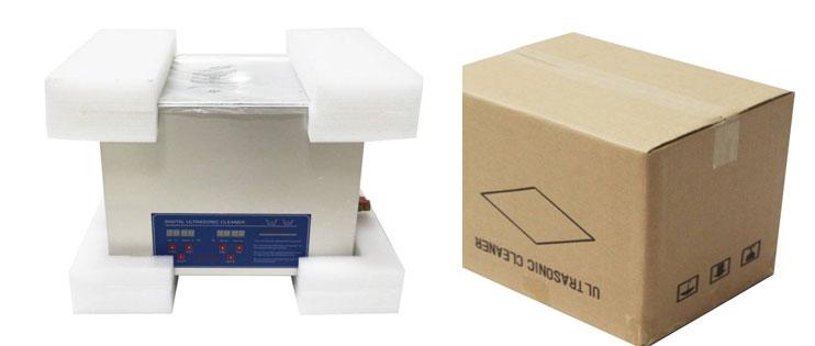 40kHz Digital Ultrasonic Cleaner Package